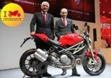 Intermot 2012: Ducati Monster 20° anniversario