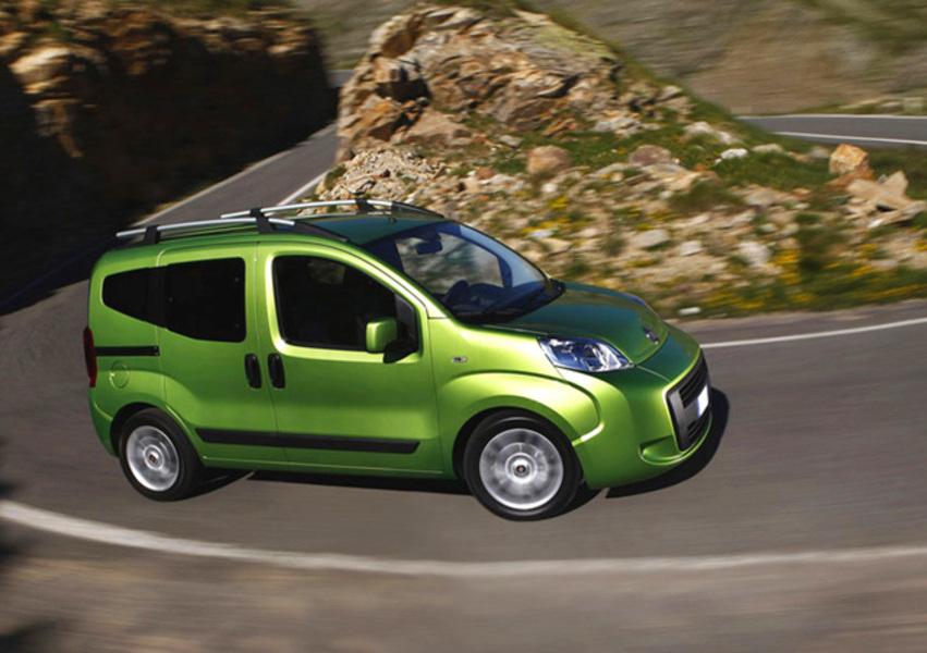 Fiat Fiorino QUBO 1.3 MJT 75CV SX (N1) E5+