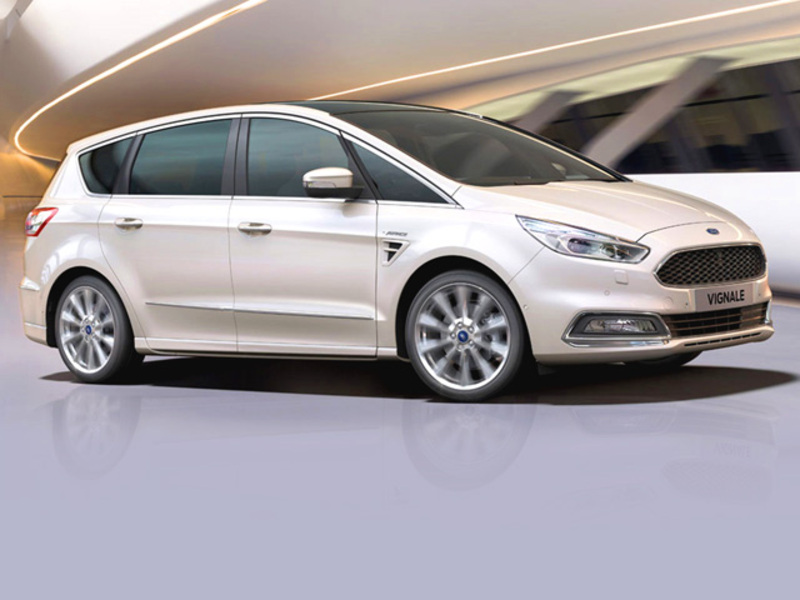 Ford S-Max 2.0 TDCi 150CV Start&Stop AWD Vignale