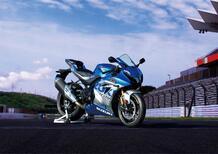Suzuki: GSX-R 1000R 100 anniversario [GALLERY]