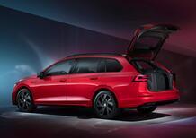 Volkswagen Golf Variant, svelata la wagon