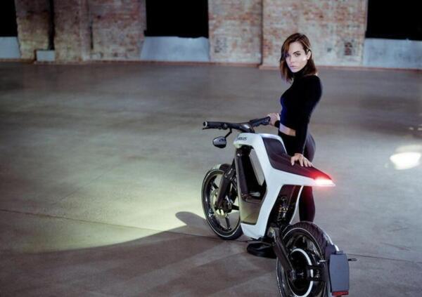 Novus, la moto elettrica da sogno