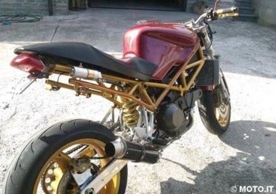 Le strane di Moto.it: Ducati ST2 Naked