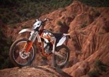 Freeride Ktm Tour: due giorni in moto nella tenuta privata del Ciocco