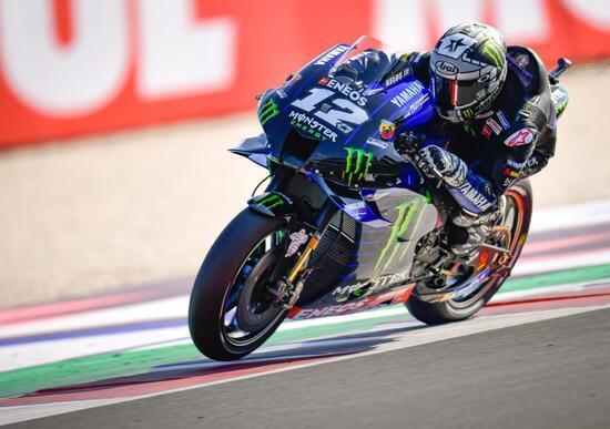 MotoGP 2020. Vinales vince il GP dell'Emilia Romagna a Misano