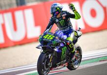 """MotoGP 2020. Valentino Rossi: """"Ho fatto un errore e l'ho pagato"""""""