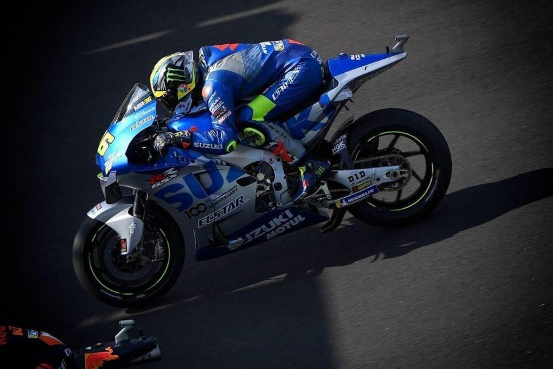 MotoGP. I segreti della guida di Joan Mir