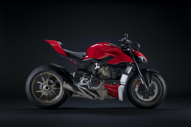 Ducati Streetfighter: linea accessori Performance