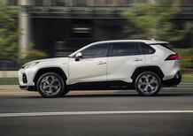 Suzuki Across 2020 | 98 km in elettrico per il SUV plug-in