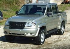 Uaz Pick up (2010-11)