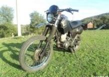 Le strane di Moto.it: Yamaha XT600 Scrambler