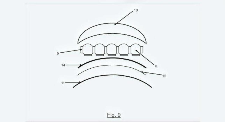 Un nuovo brevetto per chi mette il ginocchio (o il gomito) a terra: cuscinetti d'aria e ceramica al posto delle saponette
