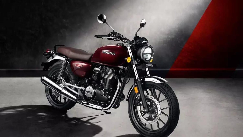 Nuova Honda CB350 H'ness. Classica anni Settanta