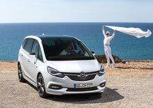 Opel Zafira restyling: iniezione di tecnologia