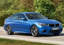 BMW Serie 3 Gran Turismo, ecco il facelift