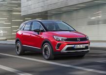 Opel Crossland, il restyling perde la X e guadagna nuovi motori