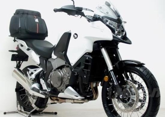 Ventura Bike Pack System per Honda Crosstourer