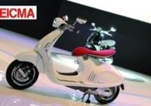 Nuova Vespa 946 a EICMA 2012
