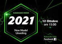 Kawasaki 2021: tutti in attesa della grande novità