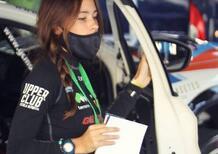 Muore a 21 anni la co-pilota Laura Salvo. L'incidente al Rally Grande Marinha
