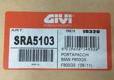 SRA5103 Givi - Annuncio 8176173