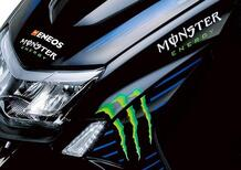 Yamaha Cygnus-X Monster MotoGP Edition