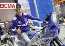 TM Racing dall'EICMA 2012 alla Dakar