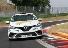 Renault Clio Cup 2021: com'è fatta