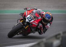 Superbike: Rinaldi debutta in sella alla Ducati ufficiale