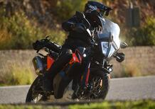 KTM 890 Adventure 2021: TEST anteprima