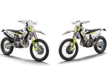 Nuove Husqvarna enduro TE300i e FE350 Rockstar Edition 2021