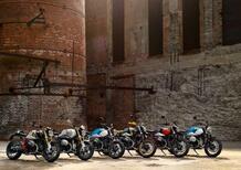 BMW serie R nineT 2021 Euro 5. Le novità