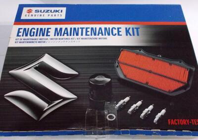 Kit tagliando Suzuki Burgman - Annuncio 8184851