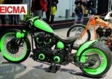 EICMA 2012: nell'area custom anche special Ducati ed MV
