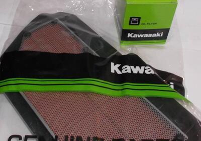 Kit tagliando Kawasaki Ninja - Annuncio 8186848