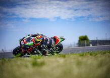 MotoGP 2020: Lorenzo Savadori sull'Aprilia RS-GP