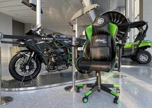 La Gaming Chair in Ninja H2 style