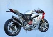 QD presenta il nuovo impianto completo per Ducati 1199 Panigale