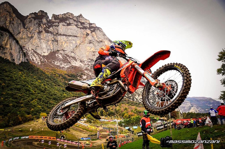 MX 2020. Tony Cairoli vince il GP del Trentino