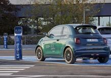 """La nuova Fiat 500 elettrica si """"prende"""" anche su Amazon: pronto lo sharing [2 ore al mese incluse]"""