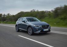 Mazda CX-3, in Italia arriva il model year 2021