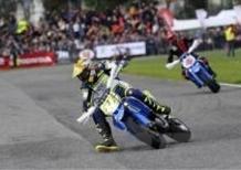 Sic Supermoto Day: Mattia Pasini primo tra i velocisti, quinto Valentino Rossi