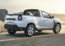 Dacia Duster Pick-up, Meno di 22K per il 4x4 diesel [in Romania]