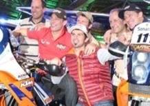 KTM alla Dakar 2013 con Cyril Despres e Marc Coma. Obiettivo: vincere!