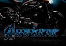 MotoFestival, le novità: Age of Electric - Harley-Davidson LiveWire