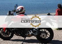 MV Agusta Certified: tutela del valore per le MV Agusta usate