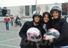 Donneinsella e Suzuki mettono in moto le ragazze