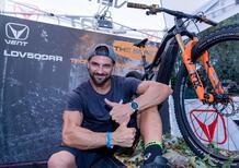 """Paolo """"Paul"""" Patrizi nuovo ambassador di Vent Bike"""