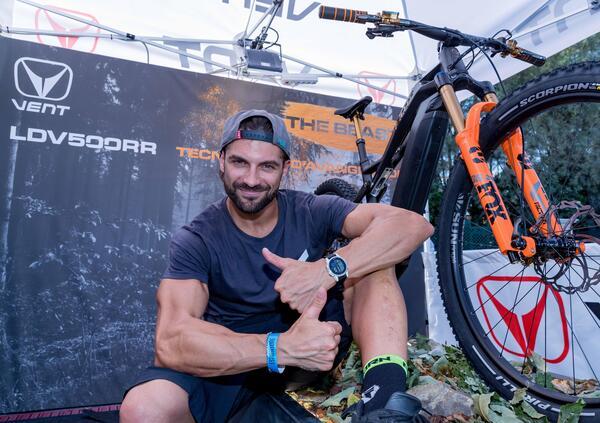 Paolo Paul Patrizi nuovo ambassador di Vent Bike
