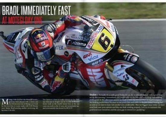 Inspire, il magazine del Team LCR Honda